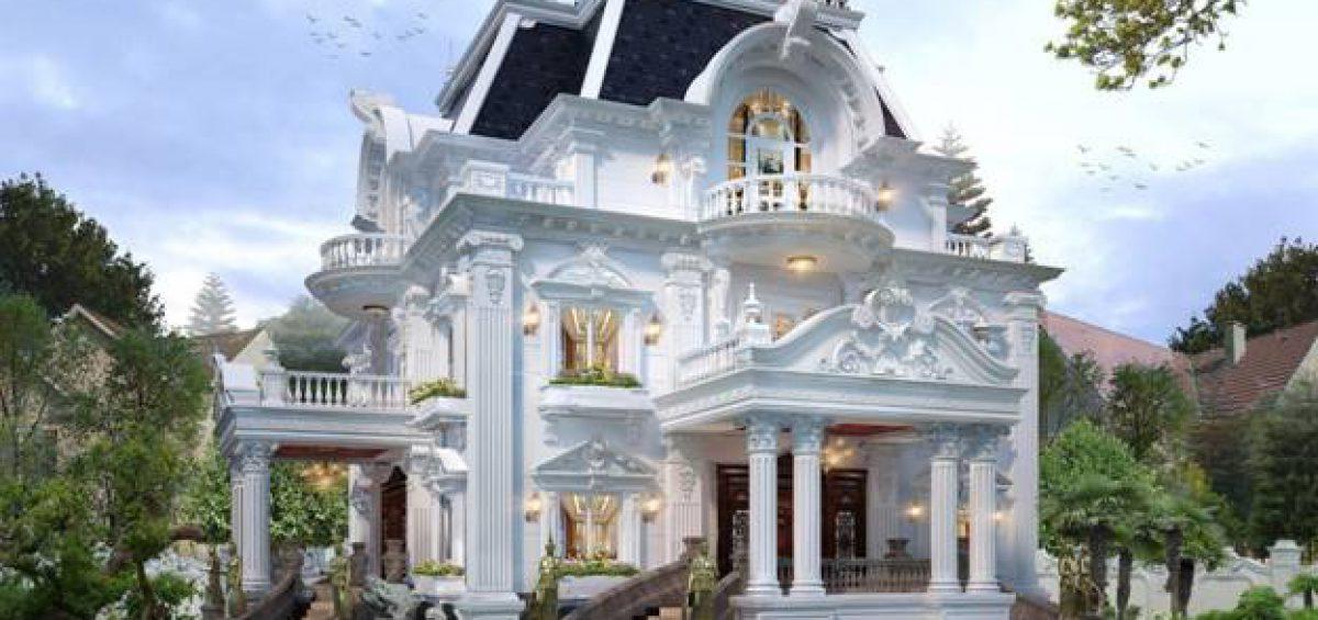 Các thiết kế kiến trúc biệt thự ở Nam Ban không bao giờ lỗi mốt