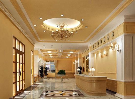 Thi công khách sạn ở Đà Lạt uy tín, chuyên nghiệp-1