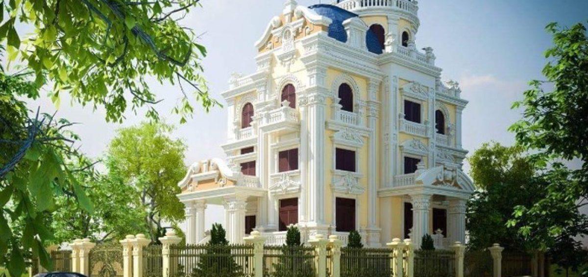 Thi công lâu đài cổ điển ở Đơn Dương hiện đang là lĩnh vực cực hot