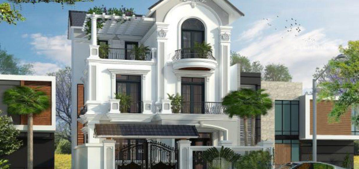 Những phong cách thiết kế kiến trúc biệt thự ở Đinh Văn