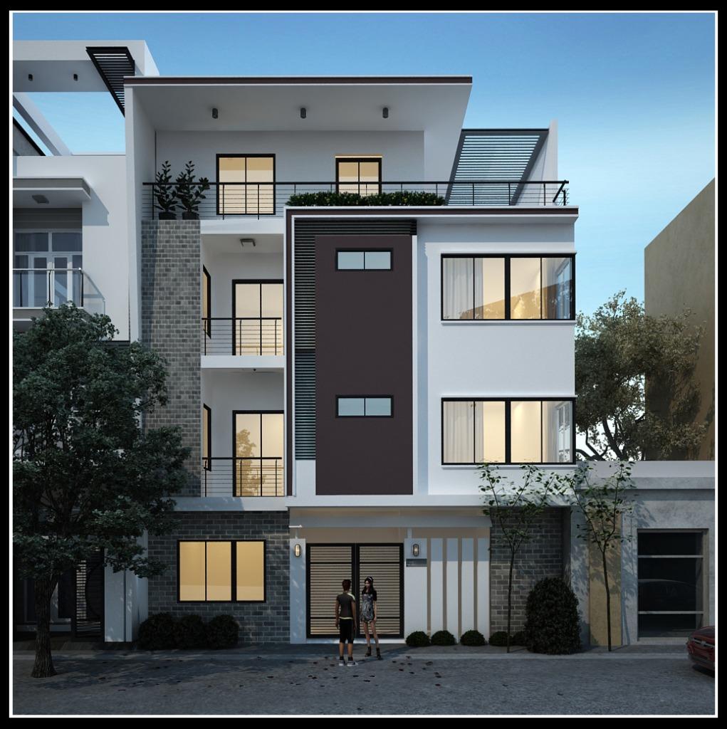 Làm thế nào để tìm địa chỉ thiết kế kiến trúc nhà phố ở Thạnh Mỹ uy tín