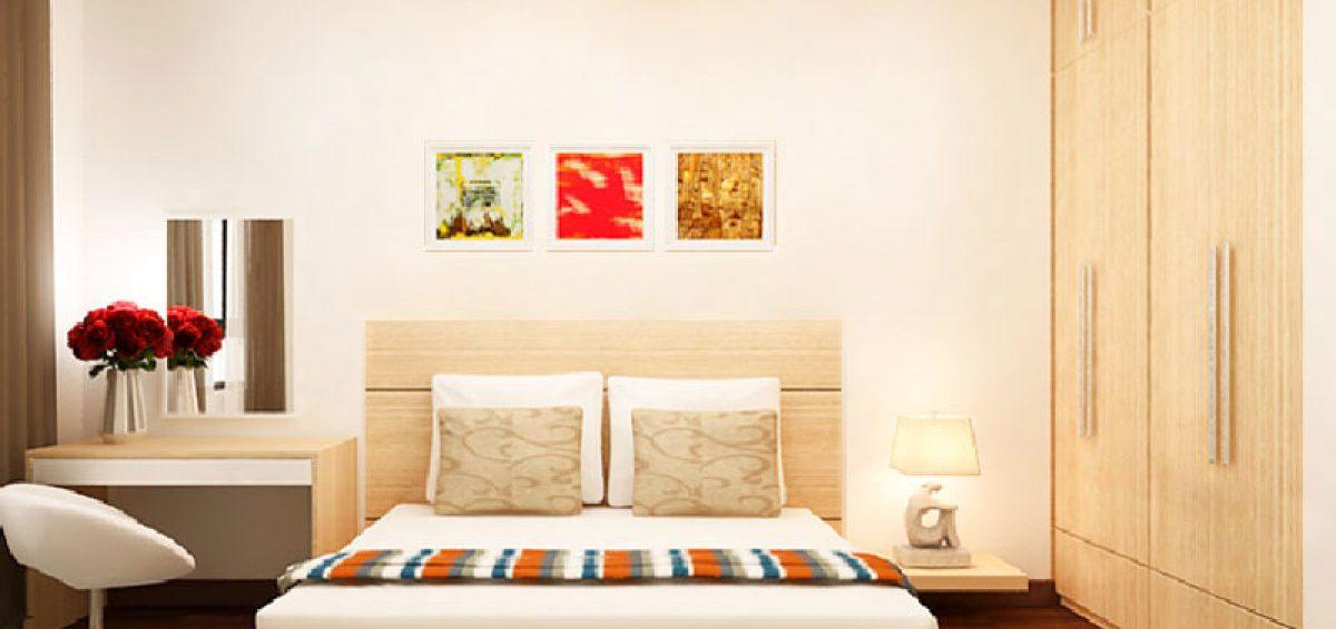 Các phong cách thiết kế nội thất phòng ngủ đơn giản, đẹp-1